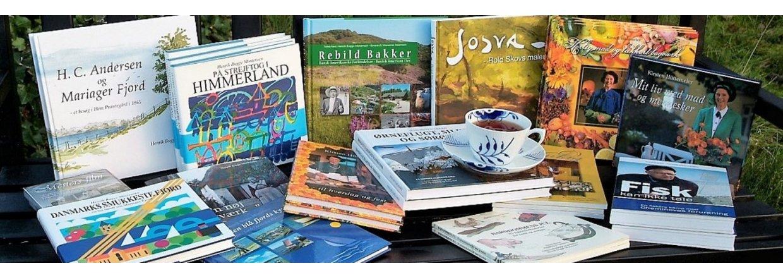 Forlaget REBILD - en verden af gode historier<br>