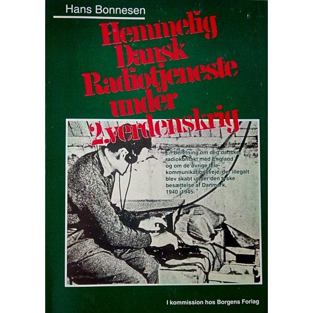 Hemmelig dansk radiotjeneste under 2. verdenskrig